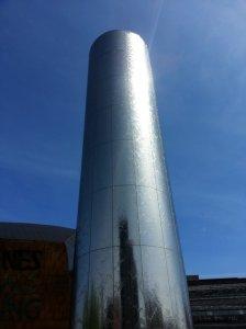 Water Pillar fountain
