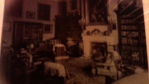 Old picture of the Clyro Hall taken at the beginning on 20th century. Please excuse the poor quality but we couldn't find any other copies on the Internet.