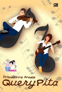 """QuertyPita"" published in 2007, 2012 and recently on 15th of May 2014.  Two worlds collide: Querty is a world famous musician who wishes he was poor. Pita is a struggling young artist and she wishes to be rich. One fateful day to fall in love and a whole world of music and problems! Based on a real story (Donna's parents!)   Order your copy here: http://www.amazon.com/Query-Pita-Indonesian-Primadonna-Angela/dp/979223392X"