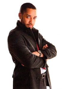 Samuel Anderson  as Danny Pink on Doctor Who world Tour character card