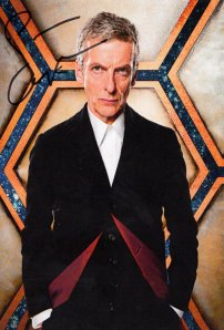 And here it is! Signed photo from Doctor Who World Tour
