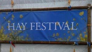 Hay festival poster