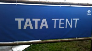 TATA tent poster