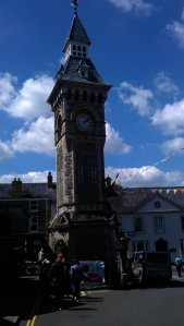 Clock Tower  - meeting place for all lost tourists