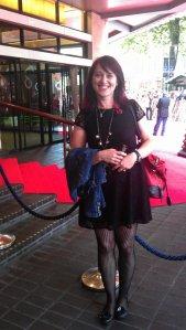 Red carpet Rita
