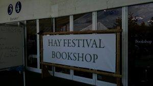 Festival bookshop