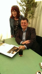 Steven Moffat and Rita