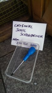Original sonic screwdriver