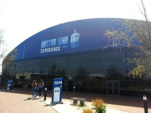 Doctor Who Experience in Cardiff - in its entire Whovian glory