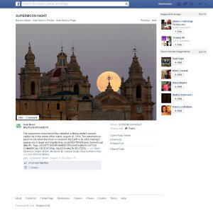 Arab news via Facebook 11th of August 2014
