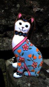 National Trust Cat