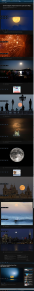 NBC News - Summer's Biggest, Brightest Supermoon Lights Up the Night , 11th of August 2014