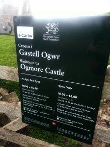Castell Ogwr