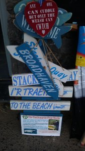 Broadhaven South - do not confuse with Broadchurch!