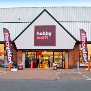 Welcome to the Hobby Craft branch in Cheltenham