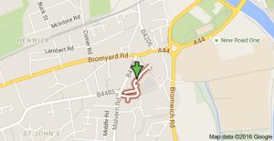 Swanpool Walk, Worcester WR2 4EL, UK