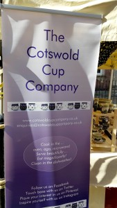 The Cotswold Cup Company banner