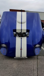 Factory Five car profile