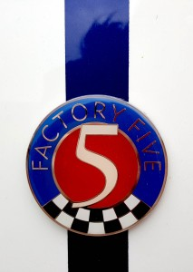 Factory Five logo
