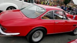 Ferrari Pininfarina back