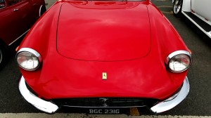 Ferrari Pininfarina front