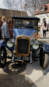 Ford Austin front