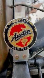 Ford Austin logo