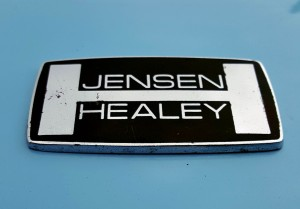 Jensen Healey logo