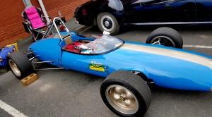 Lotus racing car #1