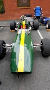 Lotus racing car #2