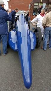 Sunbeam Bluebird full body of a legendary car
