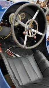 Sunbean steering wheel