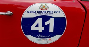 Mdina Grand Prix 2015 - the car that went a long way.