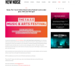 News The 7 A S E Online Music Arts Festival is set to take place 18th and 19th April – New Noise Magazine